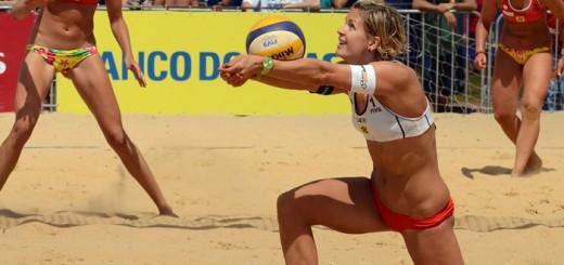 Beach volleyball world tour Brasilia Open 2011