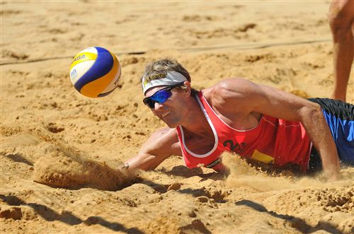 USA beach volleyball showdown – a race to the Olympics