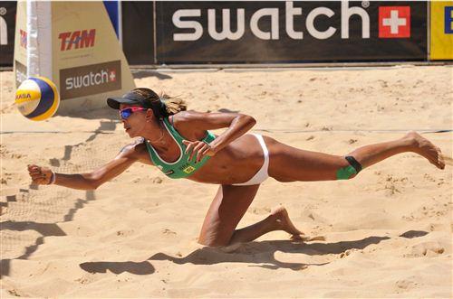 FIVB World Tour Beach Volleyball – Brasilia Open 2012
