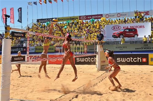 Brasilia Swatch World Tour 2012