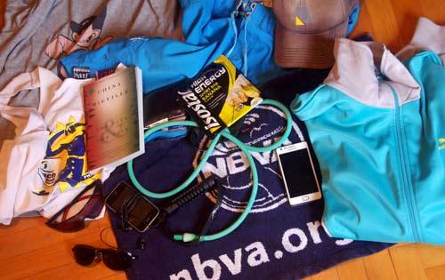 Preparing for a beach volleyball tournament – Part 1